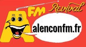 logo de la webradio Alenconfm revival